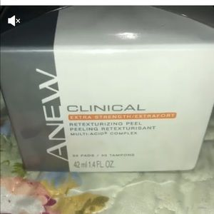 Avon Anew Clinical Peel Pads